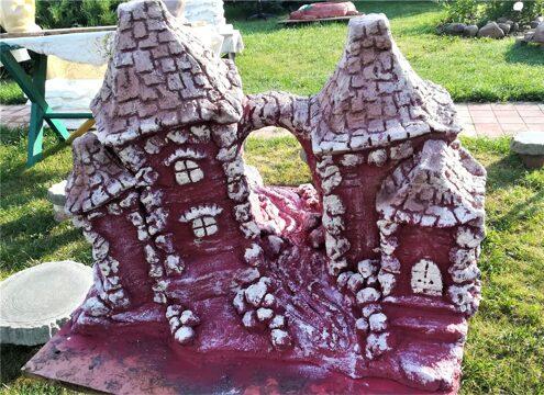 Купить садовые фигурки из бетона бетон мелехово